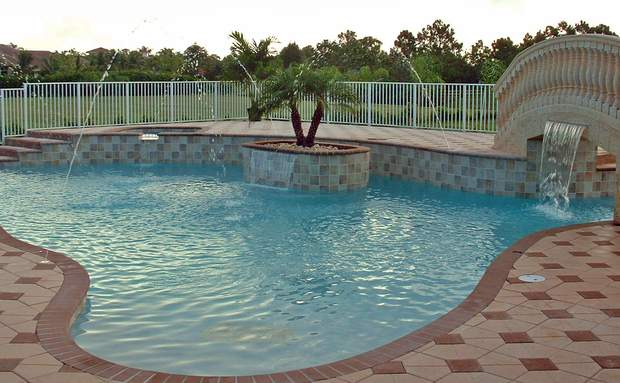 Custom Pool and Spa Construction